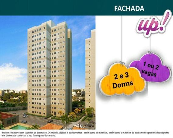 Up Aptos De 2 E 3 Dorms,50 E 58,84m2,vagas 1 E 2,lazer Completo. - 2925534525 - 34702676
