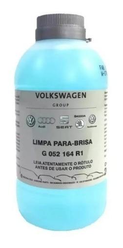 Kit 4 Aditivos Limpador De Vidro Parabrisa 200ml Volkswagen
