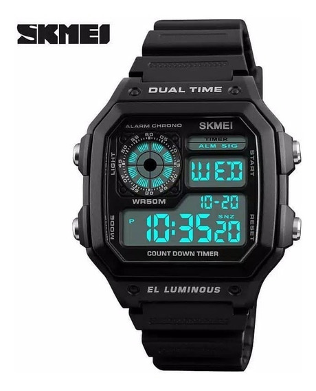 Relógio Digital Skmei 1335 Casio A Prova D