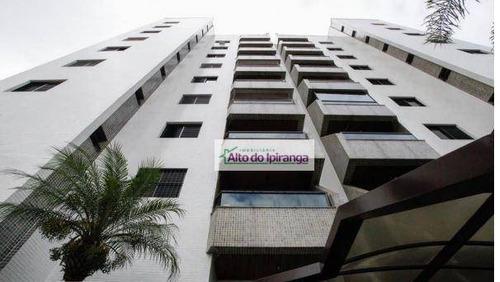 Imagem 1 de 30 de Apartamento Com 3 Dormitórios À Venda, 137 M²  - Saúde - São Paulo/sp - Ap5401