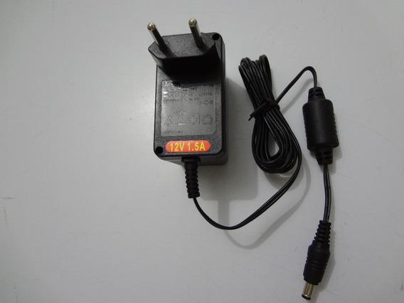 Fonte De Alimentação Chaveada 12v 1,5a Bi-volt Automática