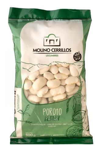 Imagen 1 de 5 de Porotos Pallares Molino Cerrillos Premium Paquete 500g