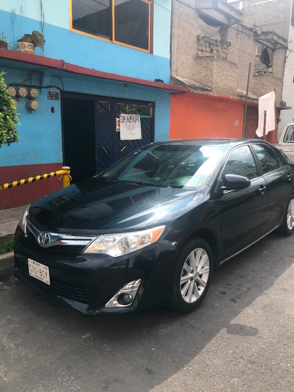Toyota Camry 2013 2.5 Xle L4 Aa Ee Qc Piel Nave At