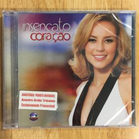 Cd Novela Insensato Coração (2011) - 1ª Edição Lacrado!!!
