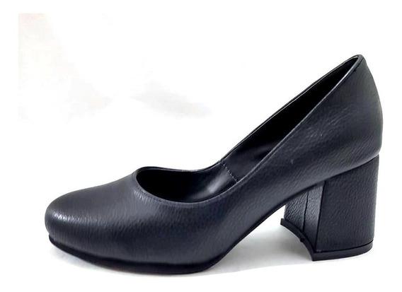 Sam123 Zapatos Stilettos Punta Redonda Mujer Talles Chicos