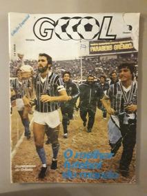 Revista Gool Antiga- Grêmio Campeão Mundial 83- Ed. Especial