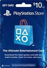 Psn Card Us$ 10 Usa Tarjeta Electronica Entrega Al Instante