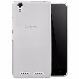 Capa Capinha Case Lenovo K10 K10e70 Transparente Com Branco
