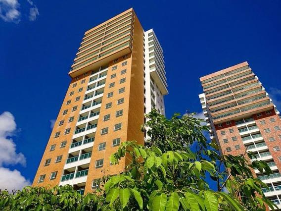 Apartamento Para Venda Em Natal, Capim Macio, 2 Dormitórios, 1 Suíte, 2 Banheiros, 2 Vagas - Paradise Village Ext