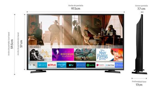 Televisor Samsung Flat Led Smartv 43 . Un43t5300akxzl