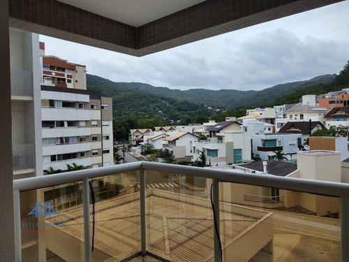 Imagem 1 de 30 de Apartamento Com 4 Dormitórios À Venda, 115 M² Por R$ 1.083.000,00 - Córrego Grande - Florianópolis/sc - Ap2898