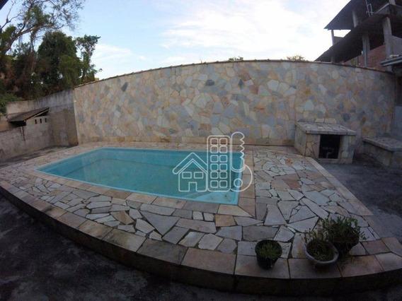 Casa Com Piscina São Gonçalo - Ca0180