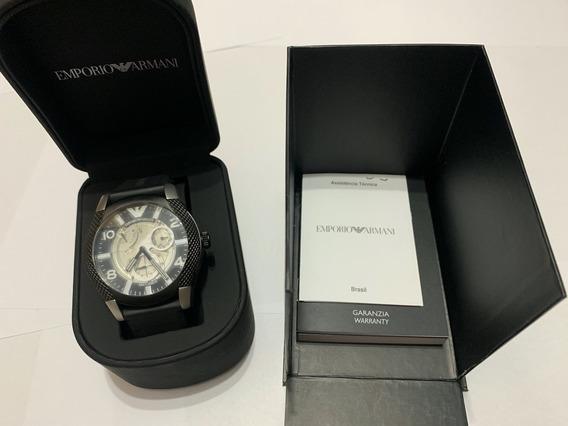 Relógio Empório Armani Automatic Har4630n
