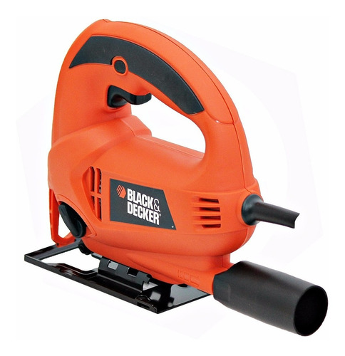 Sierra Caladora 500w Velocidad Variable Black & Decker Ks505