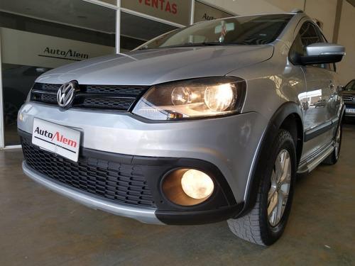 Volkswagen Crossfox 1.6 Gnc Quinta Gen Higline Modelo 2013