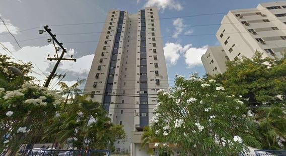 Apartamento Com 2 Dormitórios Para Alugar, 62 M² - Torre - Recife/pe - Ap0048