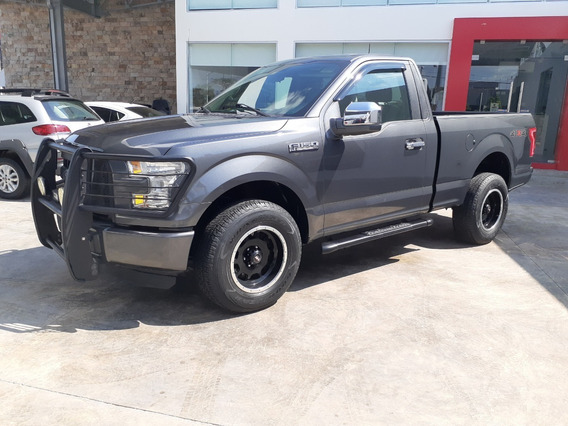 Ford F-150 3.5 Cabina Regular V6 4x4 At 2016 Gris Iman