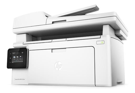 Impresora Hp Laser Jet Pro Multifuncional Mfp M130fw Wi-fi
