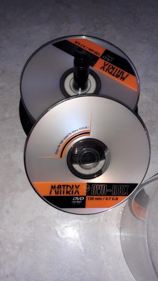 Dvd - R8x Matrix 4.7gb