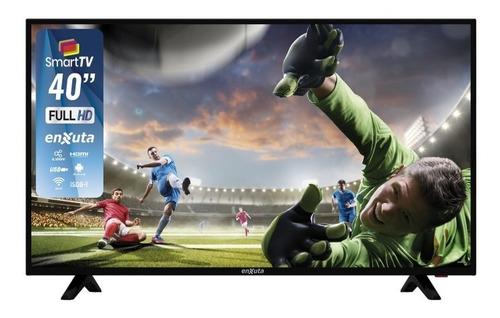 Smart Tv 40  Enxuta Full Hd  Yanett