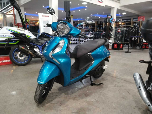 Yamaha Fascino 125 Fi 0km 2021 12 Y 18 Sin Interes