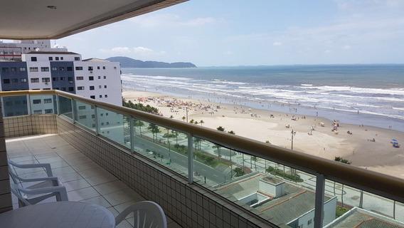 Apartamento Com 3 Dorms, Tupi, Praia Grande