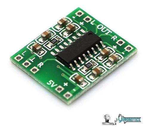 Tarjeta Amplificador Audio Pam8403 2 X 3w Clase D 5v Mini