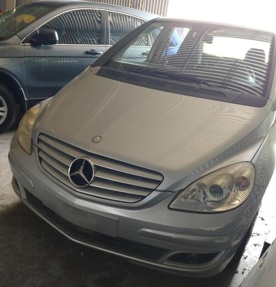 Mercedes Benz B 170 De Baja (motor Y Caja Por Separado)