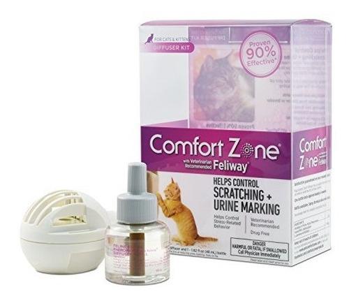 Difusor Para Gatos Comfort Zone