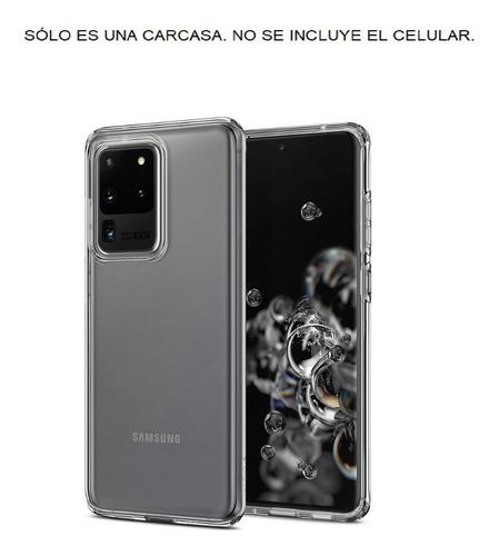 Samsung Galaxy S20 Ultra Spigen Liquid Crystal Carcasa Case