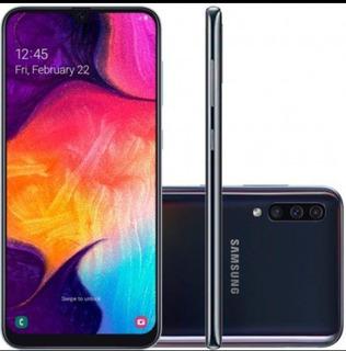 Celular Samsung A50 Preto 64 Gb