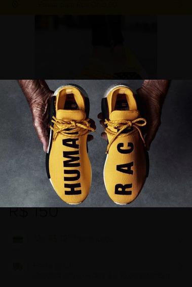 Tenis adidas Mnd Pharrell Willians Original Frete