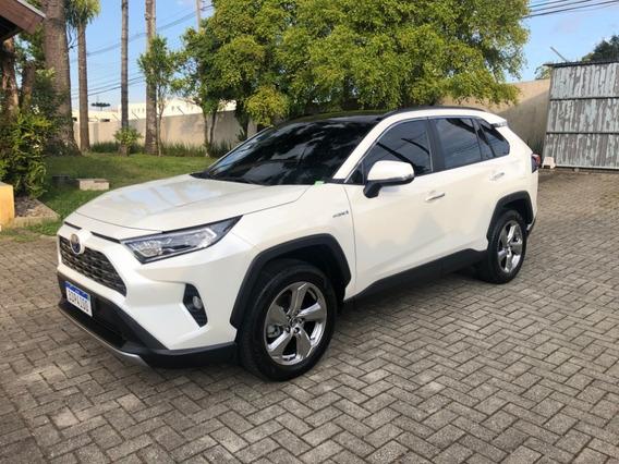 Toyota Rav4 Sx 4wd Hibrid 2019/2019 16.000km Top De Linha!!!