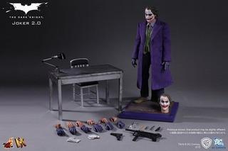The Joker 2.0 Dx11 Hot Toys 1/6