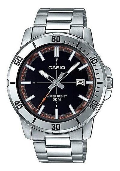 Relógio Casio Masculino Mtp-vd01d-1e2vudf Original Nf Garant