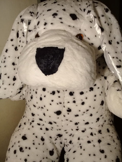 Perro De Peluche Gigante