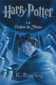 Livro: Harry Potter E A Ordem Da Fênix