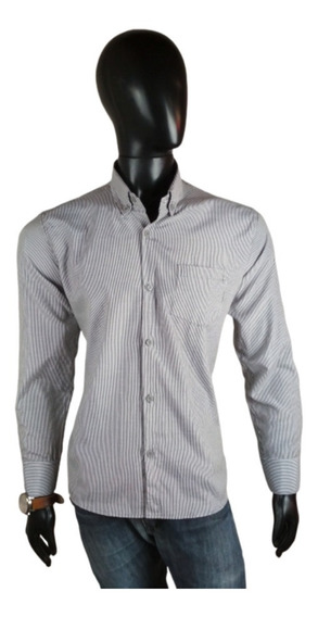 Kit C/4 Camisa Social Dc Masculina Magnetada Barata