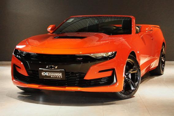 Chevrolet Camaro 6.2 V8 Gasolina Ss Conversível