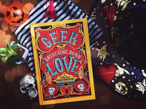 Livro Geek Love- Darkside (lacrado)
