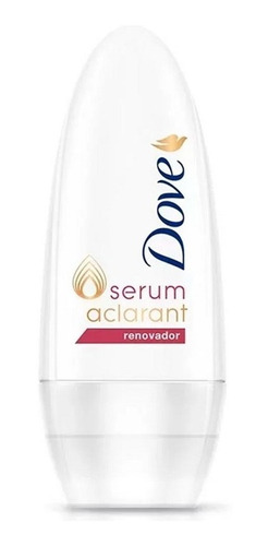 Imagem 1 de 1 de Desodorante Roll On Dove 50 Ml Renovador