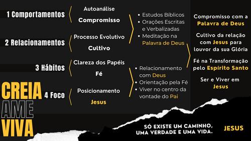 Imagem 1 de 3 de Processo Coaching Comportamental- Com Fundamentos Cristãos