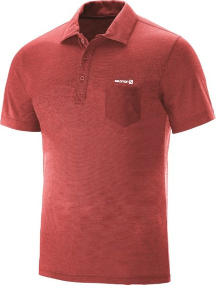 Chomba Salomon - Hombre - Cotton Polo M - Casual