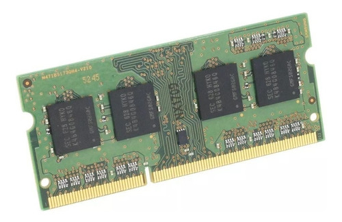 Imagem 1 de 1 de Memória 2gb Notebook Samsung Rv410 Rv411 Rv415 Rv420 Rv430