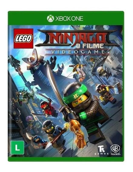 Jogo Lego Ninjago O Filme Videogame Xbox One Barato Lacrado