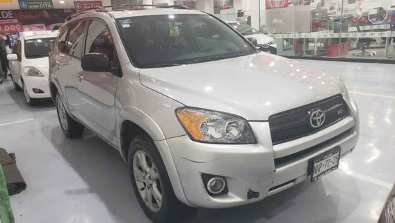 Toyota Rav4 2010 5p Sport Leather V6 Aut Cd Ra Bl Piel Q/c