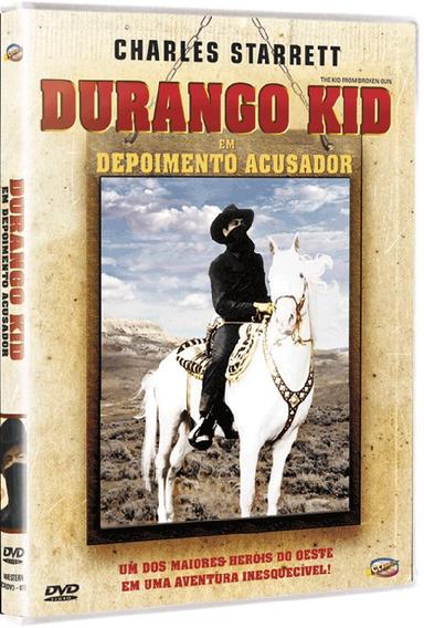 Durango Kid - Depoimento Acusador - Lacrado - Classicline