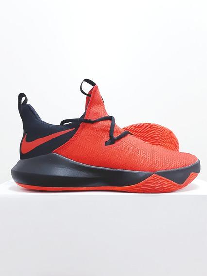 Tênis Basquete Nike Zoom Shift 2 Vermelho/preto N. 40 42 43
