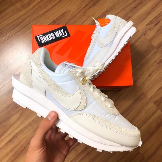 Sacai X Nike Ldwaffle White 2020