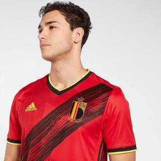 Camisa Bélgica 2020 Oficial